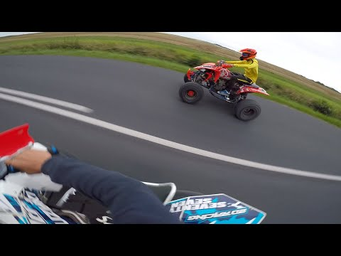 450 LTR vs 480 YFZ (top speed)