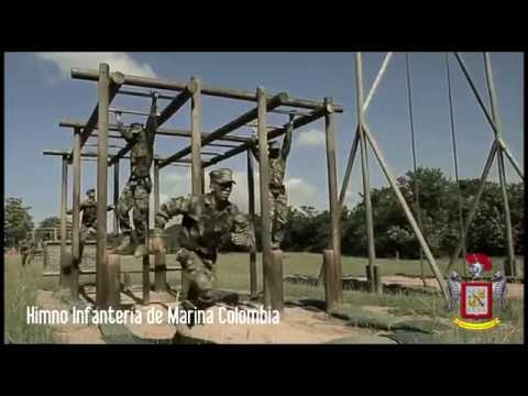 Himno Infantería de Marina de Colombia
