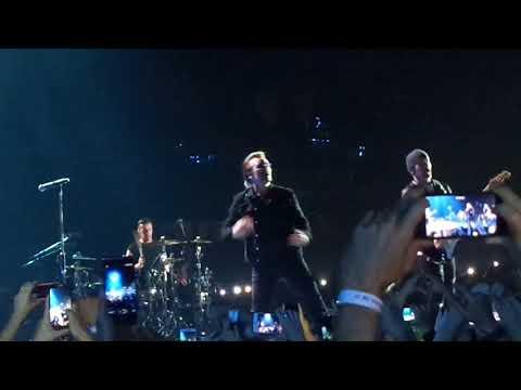 U2 - Pride (In The Name Of Love) - São Paulo 22/10/2017