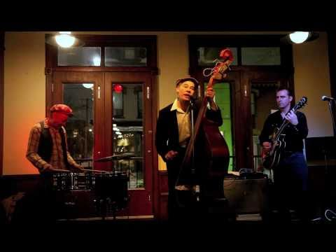 "Ronnie Hayward Trio ""Too Tight to Walk Loose"""