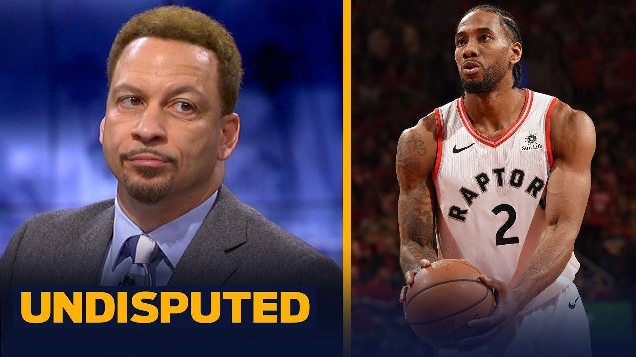 Chris Broussard praises Kawhi and Raptors' bench in Game 4 win against the Bucks | NBA | UNDISP