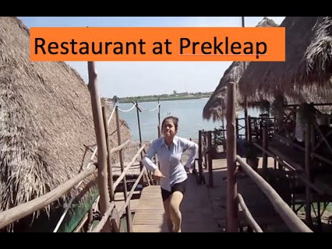 Field Trip to Prekleap for Lunch Party at Gold 99 Restaurant | Holiday in Cambodia