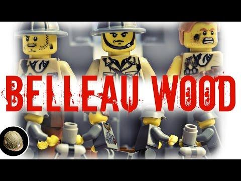 LEGO® WW1: BELLEAU WOOD | BRICKFILM (a short War film)
