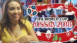 Britt Johnson 2018 FIFA World Cup SPECIAL: Which Jersey Should I Buy?!