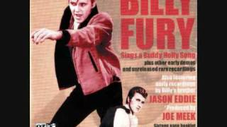 Watch Billy Fury King For Tonight video