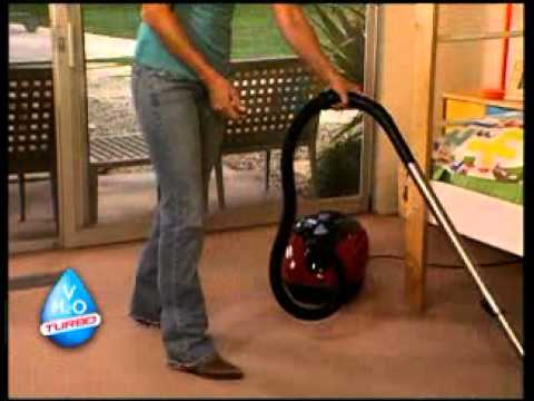 H2o Vac Turbo U2122 - Vaccum Cleaner