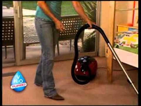 H2O Vac Turbo  Vaccum Cleaner  YouTube