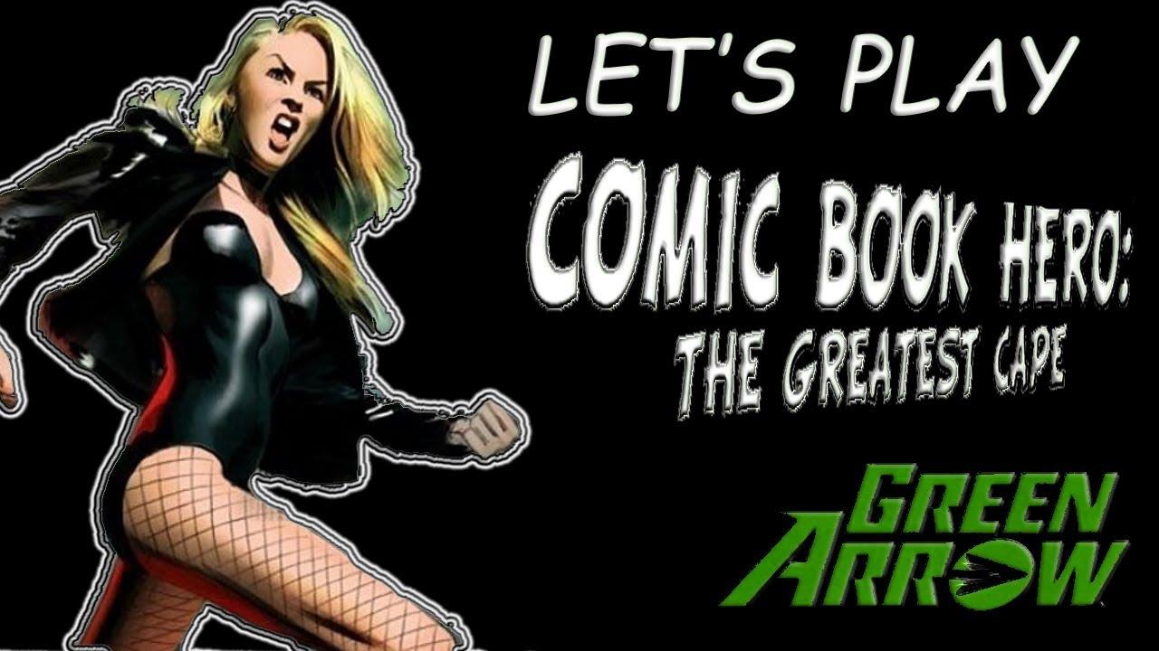 Comic Book Hero The Greatest Cape Full