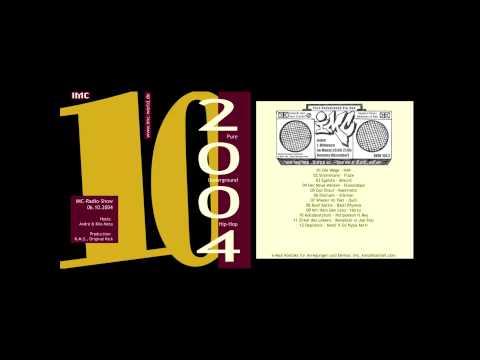 IMC Radio Mixshow 10/2004 [Premiere]