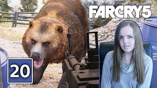 THEY CRUSHED MY CHEESEBURGER! | Far Cry 5 Gameplay Walkthrough Part 20