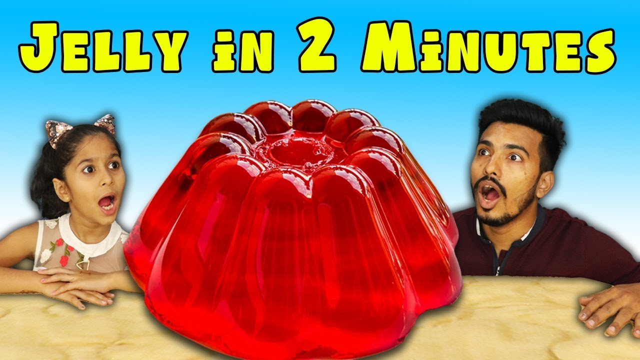 how to make diet jelly