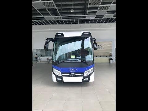 Bán xe Thaco TB79S 2018  Xe khách 29 chỗ Thaco Trường Hải  Liên hệ 0868334451