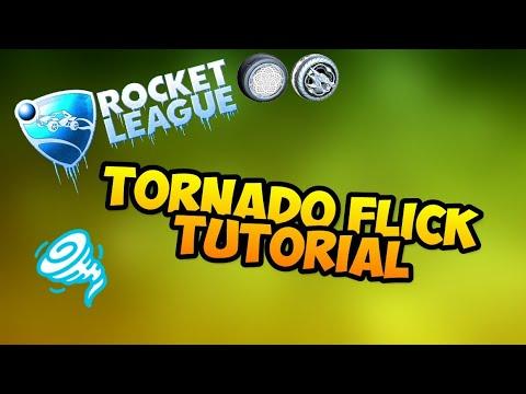 Rocket League Tornado Flick Tutorial   GERMAN