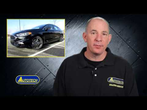 Autotech Collision Service: Who's Gonna Work For You? (TV AD)