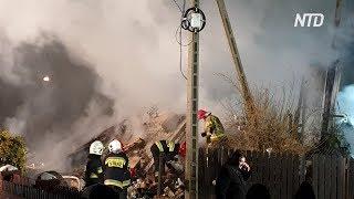Взрыв газа на польском горнолыжном курорте под завалами может находиться 8 человек