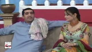 Best of Zafri Khan, Nadia Ali & Shazeb Mirza - PAKISTANI STAGE DRAMA FULL COMEDY CLIP