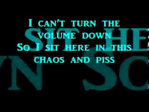 Chaos And Piss by Pink Lyrics Video