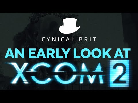 An Early Look at XCOM 2