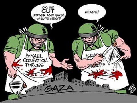 Iraq, Western Imperialism & Israel's Oppression of Palestine