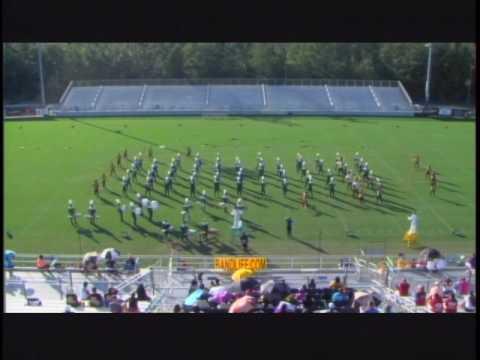 2016 West Florence High School Band @ WBC 09242016