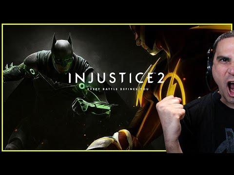 Batman VS Superman?! (Injustice 2)
