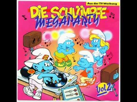 Die Schlümpfe Vol. 02 - Megaparty - 01 - Klipp Klapp