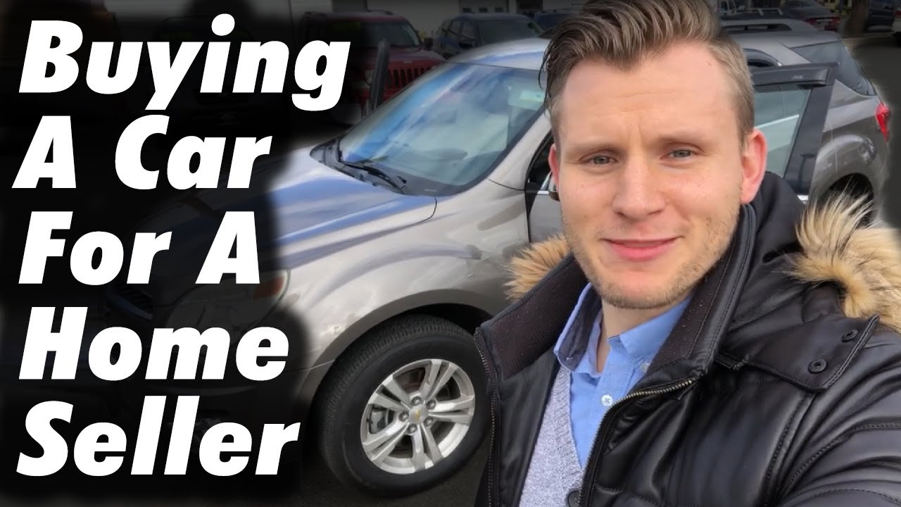Buying A Car For A Home Seller | CALL 206-531-3277 | www.iwillbuyhouse.com