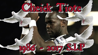 Cheick Tiote 1986-2017 | He Left Us a Goal to Cherish Forever | Newcastle Vs Arsenal 4-4