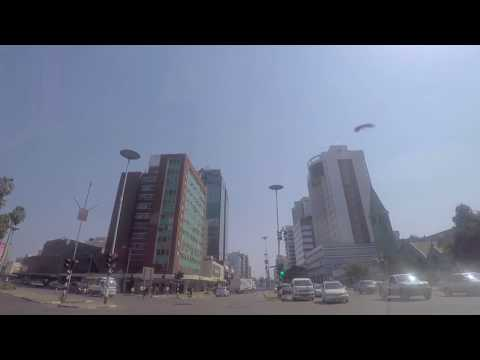 Streets of Harare August 2015