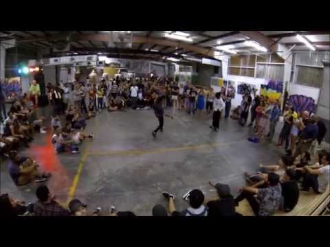 Wall ST  Battle All Style, Bboy