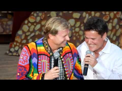 Donny Osmond - Joseph at Sundance