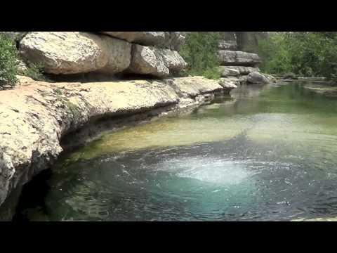 Jacob's Well, Wimberley, Texas (Rocky Mountain Way)