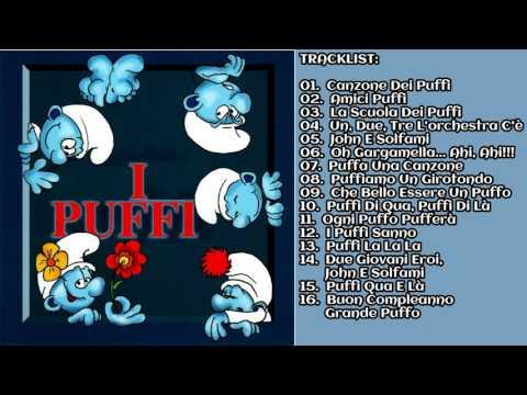 I PUFFI: le più belle canzoni...