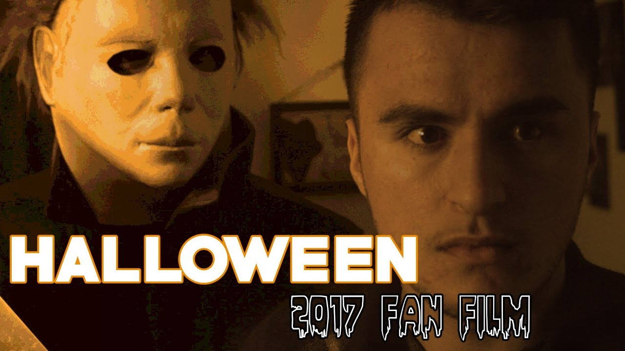 halloween fan film 2017 a gift to the slasher society