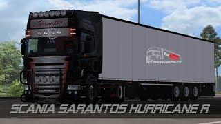 ETS2 V1 28 PDT Scania Sarantos Hurricane R