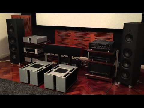 Vitus Audio SM102 MP-D201 MP-T201 Magico Q3 Finite Elemente by Absolute Hi End