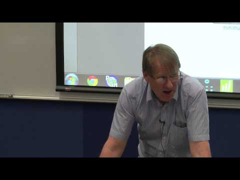 Anthropology beyond humanity - Professor Timothy Ingold
