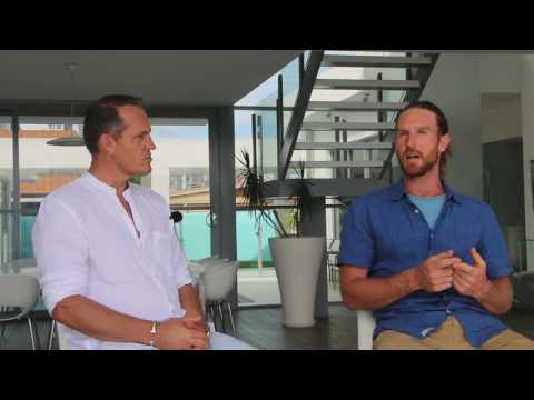 Lifetarian interview with Jamie McIntyre on the Gold Coast