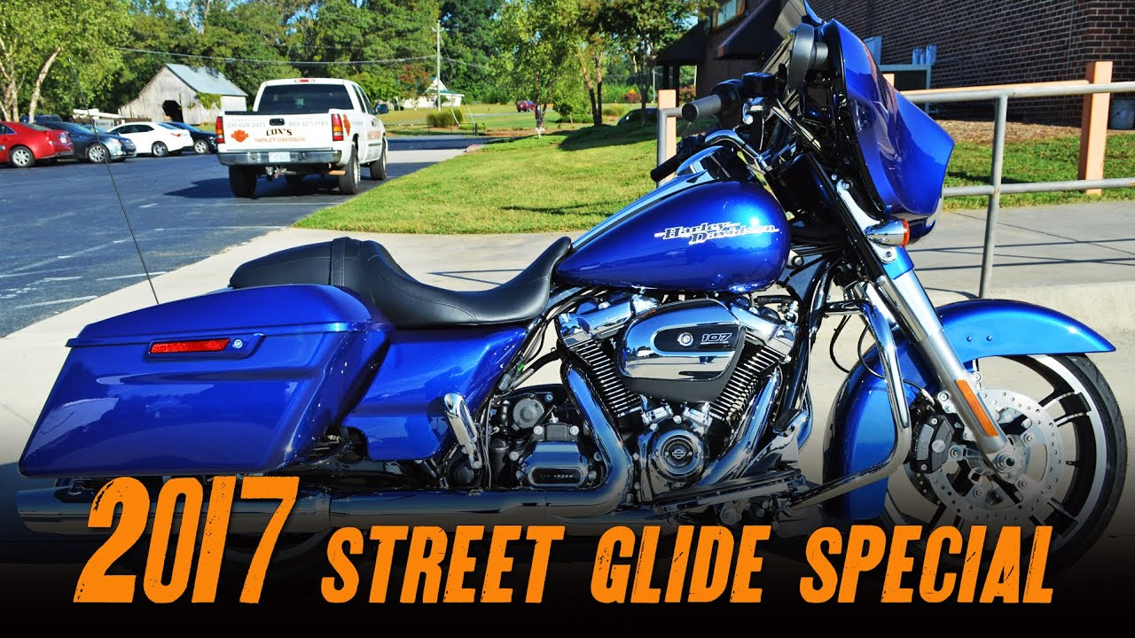 Difference Between Street Glide And Road Glide >> 2017 Harley-Davidson® FLHXS - Street Glide® Special ...