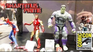 SDCC 2019 Diamond Select Toys Booth with Zach Oat at San Diego Comic Con