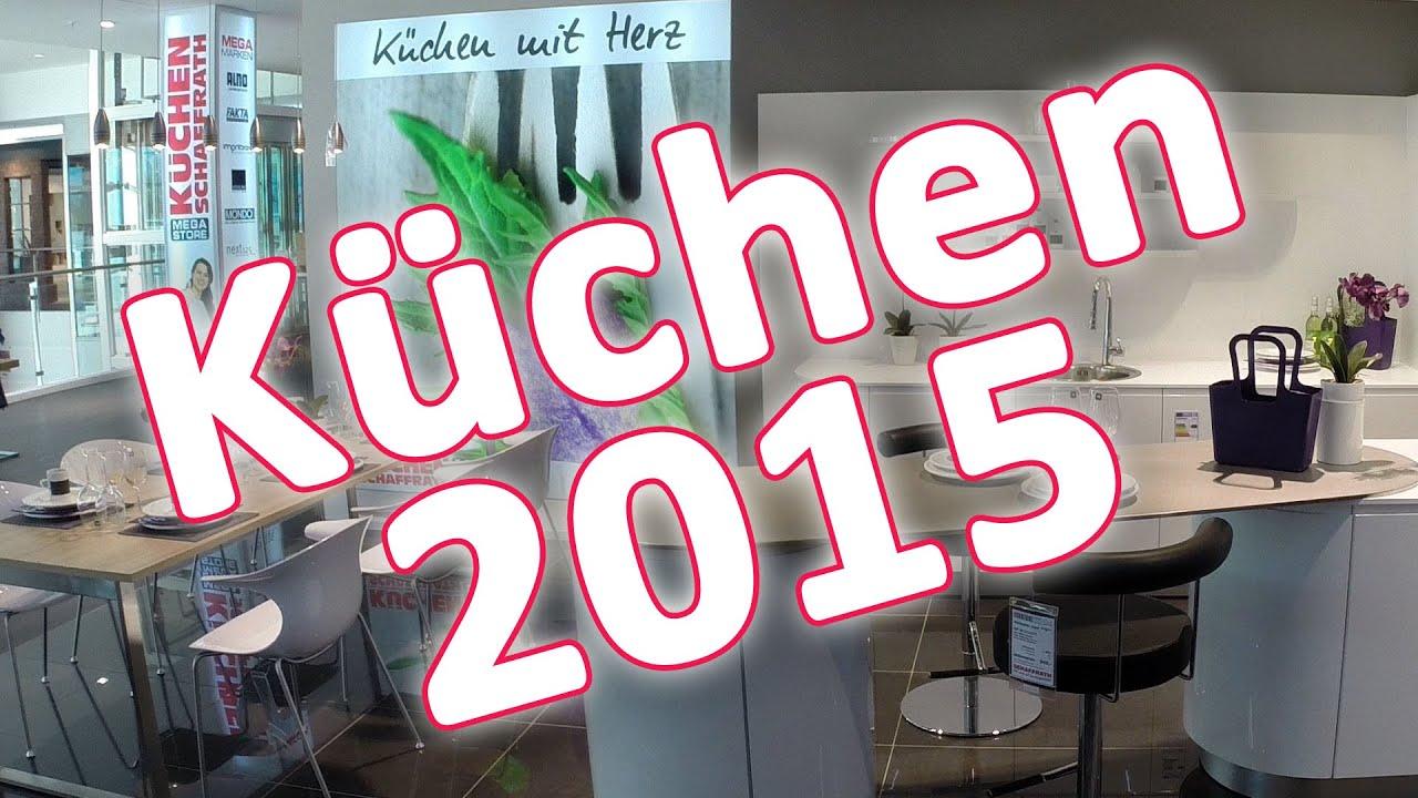 Küchentrends 2015. - YouTube