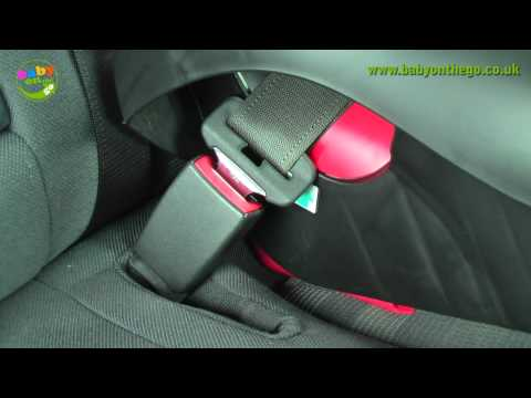 Graco Car Seat Fitting