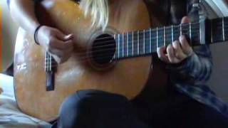 Breathe by Taylor Swift (guitar cover)
