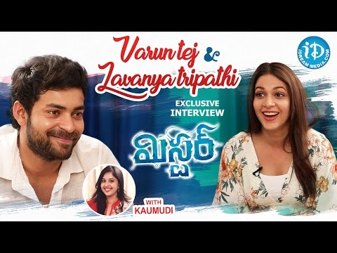 Varun Tej & Lavanya Tripathi Exclusive Interview | #Mister | Talking Movies With iDream #313