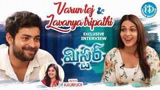 Varun Tej & Lavanya Tripathi Exclusive Interview   #Mister   Talking Movies With iDream #313
