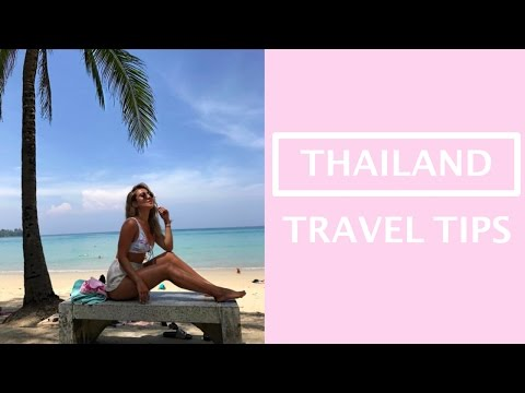 Thailand Travel Tips - PHUKET | SCHANNALOVES