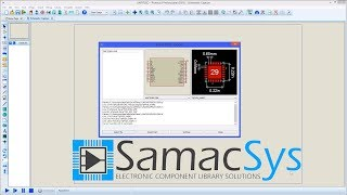Proteus Library Part Import from Samacsys Library Loader