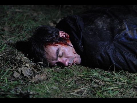 Emmerdale - Cain Dingle Attacked (8th December 2011)