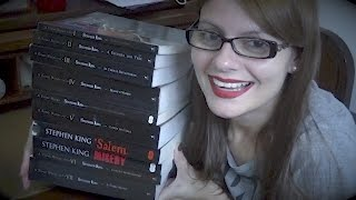 Video Guia de Leitura - A Torre Negra de Stephen King download MP3, 3GP, MP4, WEBM, AVI, FLV Juli 2018
