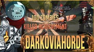 aqw horde zombie slayer badge 100 zombie killed s join darkoviahorde